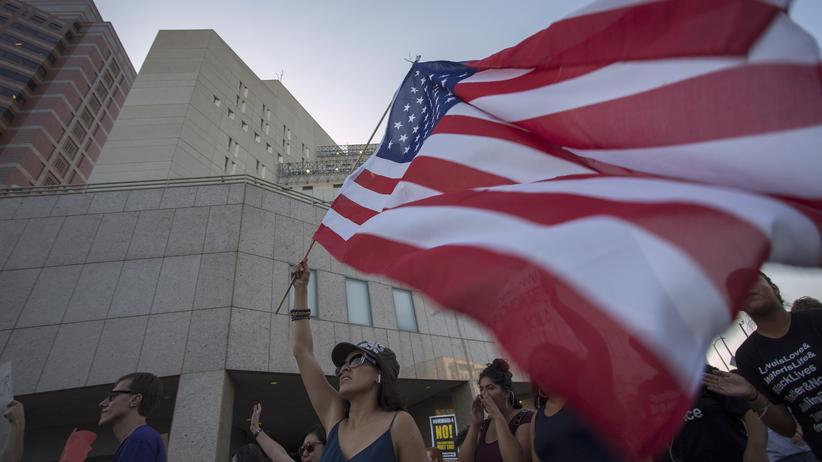 """US-Einwanderungspolitik: """"Vorher habe ich gar nicht existiert"""""""