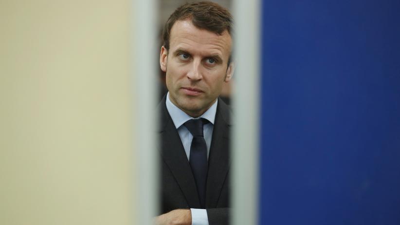 Emmanuel Macron: Abschieben wie Merkel