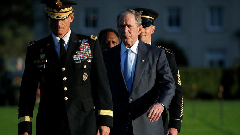 US-Präsident: Bush distanziert sich von Trump