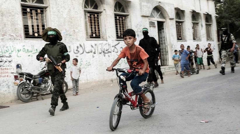 """Nahostkonflikt: """"Die Palästinenser wollen einen Wandel"""""""