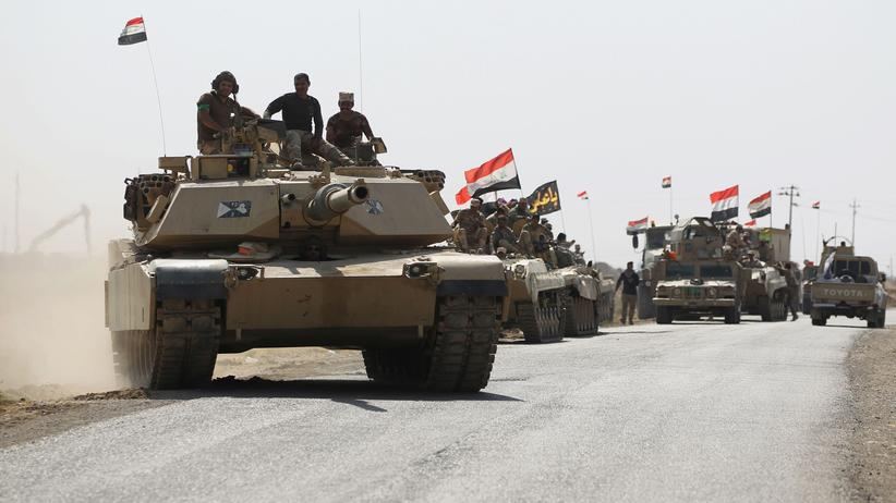Irak: Staatstruppen in kurdisches Gebiet eingerückt