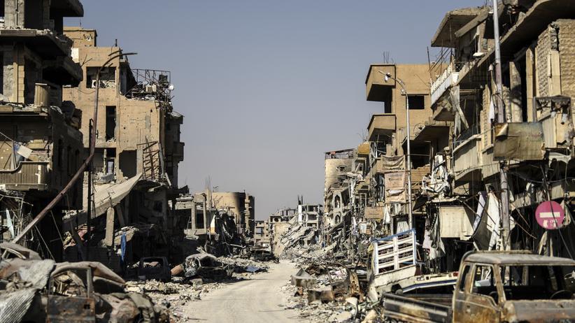 """""""Islamischer Staat"""": """"Britische IS-Kämpfer sollten getötet werden"""""""