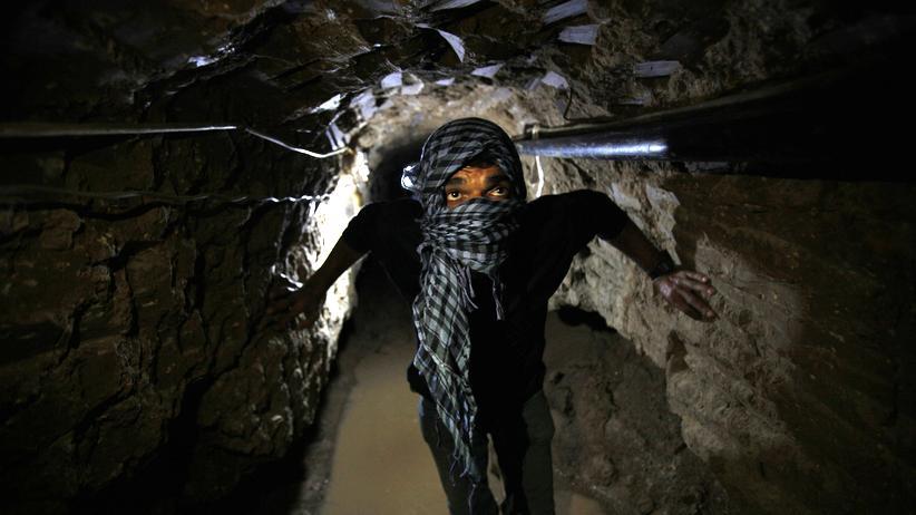 Gazastreifen: Acht Tote bei Tunnel-Sprengung durch Israels Armee