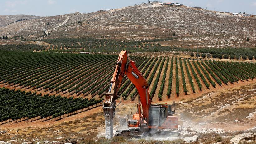 Nahost-Konflikt: Israel genehmigt Siedlungen in Hebron