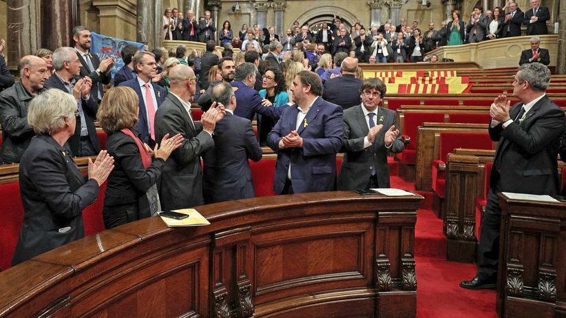 Katalonien Parlament