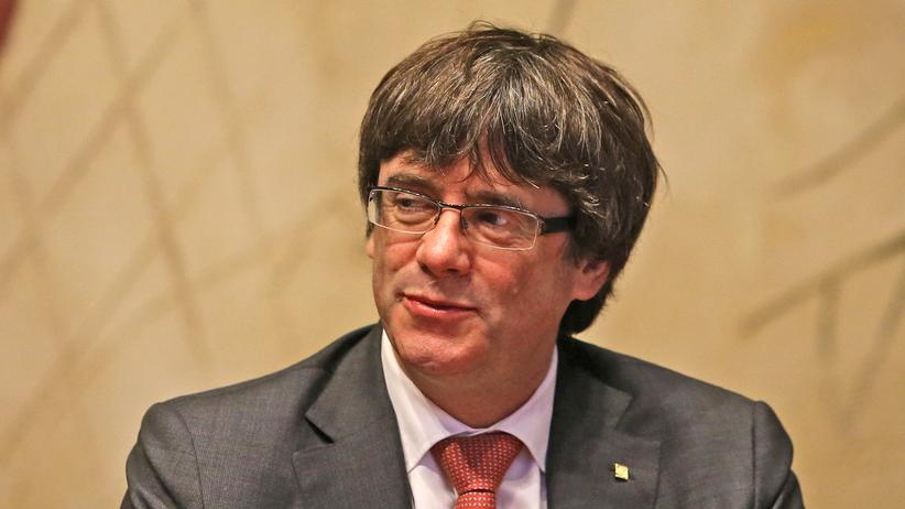 Katalonien Puigdemont
