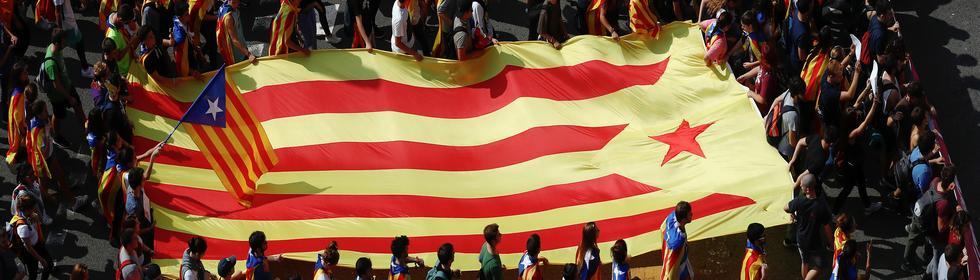 Katalonien Unabhängigkeit Thema