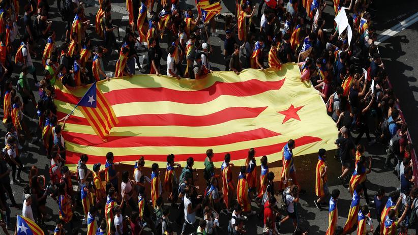 Katalonien: Wird Spanien geteilt?