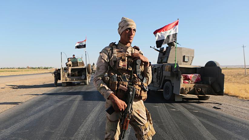 Irak: Gefechte zwischen irakischer Armee und Kurden