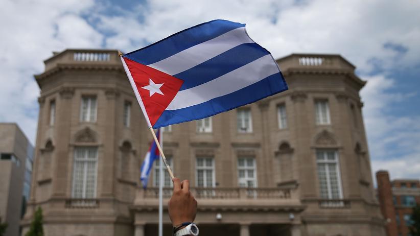 Kubanische Botschaft in Washington