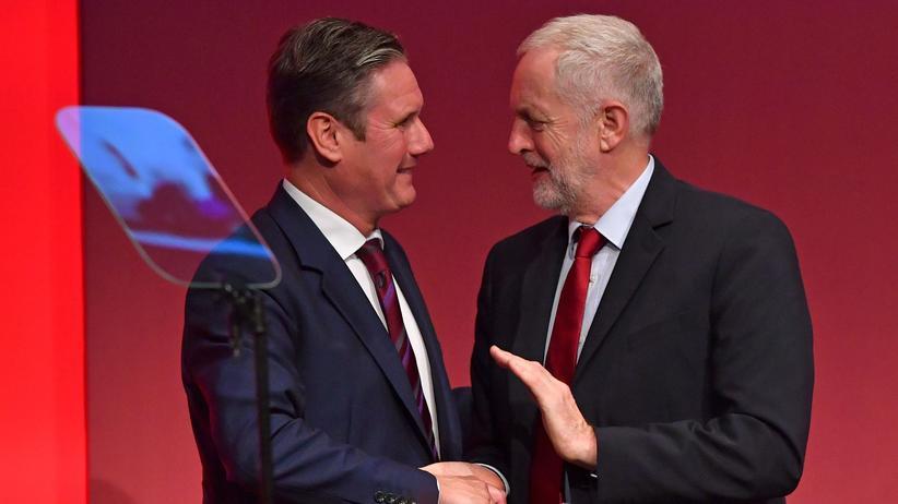 Großbritannien: Labour-Partei fordert Vetorecht in Brexit-Verhandlungen