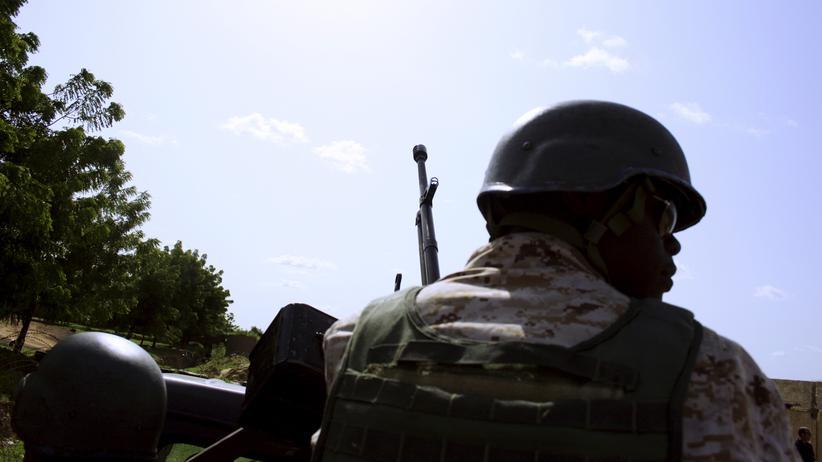 US-Afrika-Kommando: Erstmals US-Soldaten bei Gefechten in Niger getötet