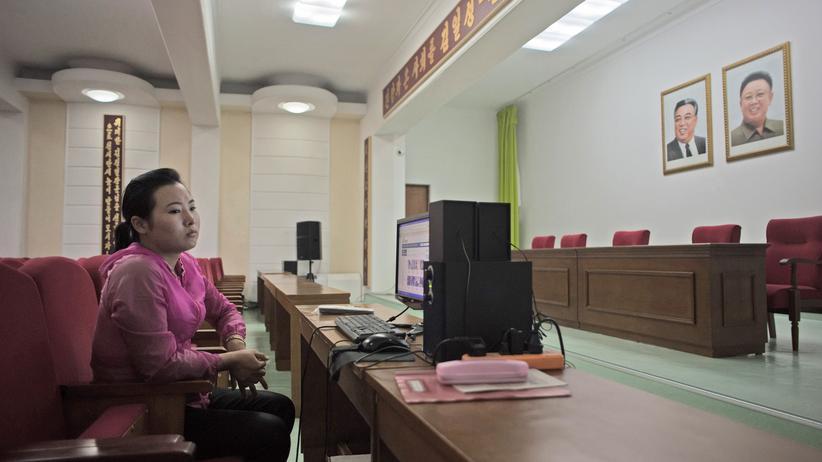 Nordkorea Internet Zugang