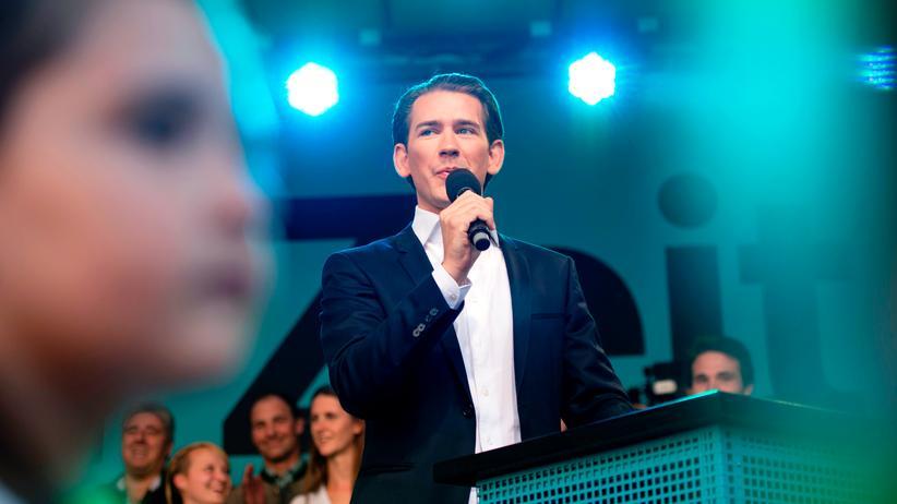 Österreich-Wahl: Sebastian Kurz: Mit 27 Jahren Außenminister, mit 31 Parteichef der ÖVP