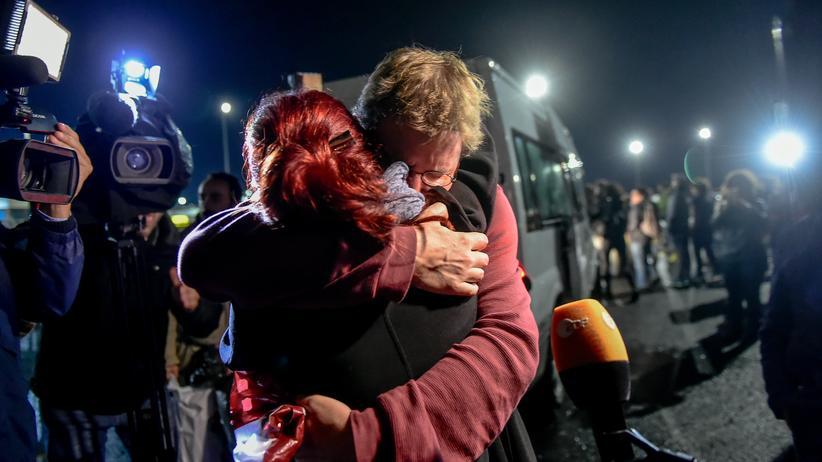 Peter Steudtner: Kommt als Nächstes Deniz Yücel frei?