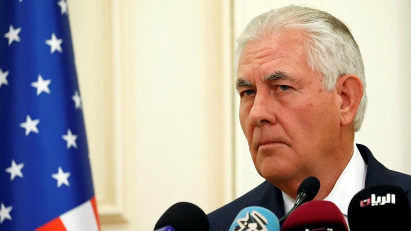 Überraschungsbesuch: Rex Tillerson thematisiert Sicherheitspolitik in Afghanistan und Irak