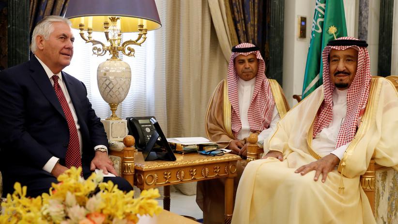 USA: Tillerson ruft zur Isolierung des Iran auf