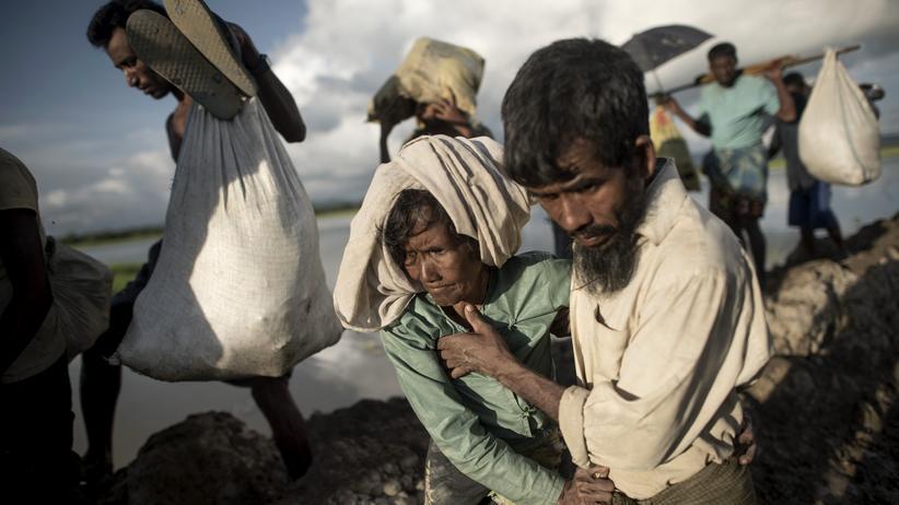 Myanmar: 290 Millionen Euro Hilfen für Rohingya-Flüchtlinge zugesagt