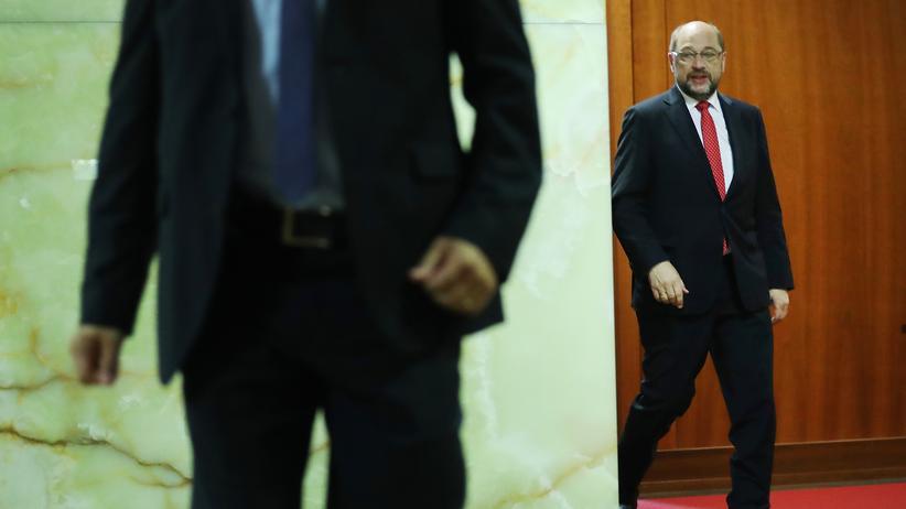 Steudtner-Freilassung: SPD-Chef Martin Schulz drängte die Türkei auf eine Änderung ihrer Politik.