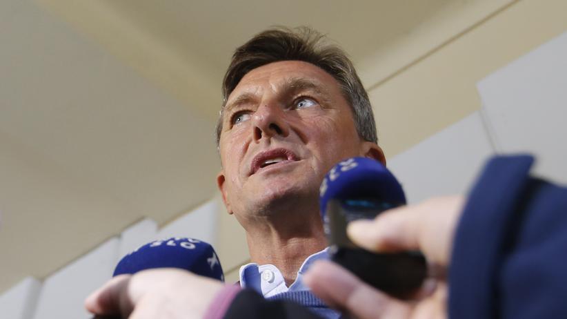 Slowenien: Präsident Pahor muss vermutlich in die Stichwahl