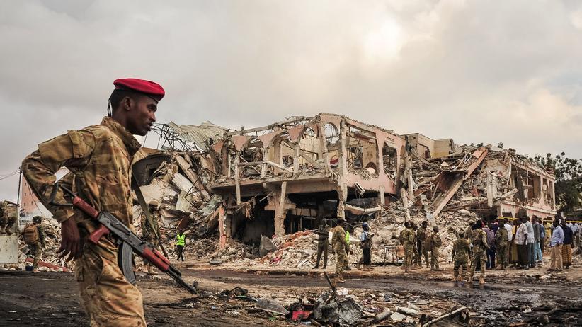 Al-Shabaab: Vom Chaos genährt