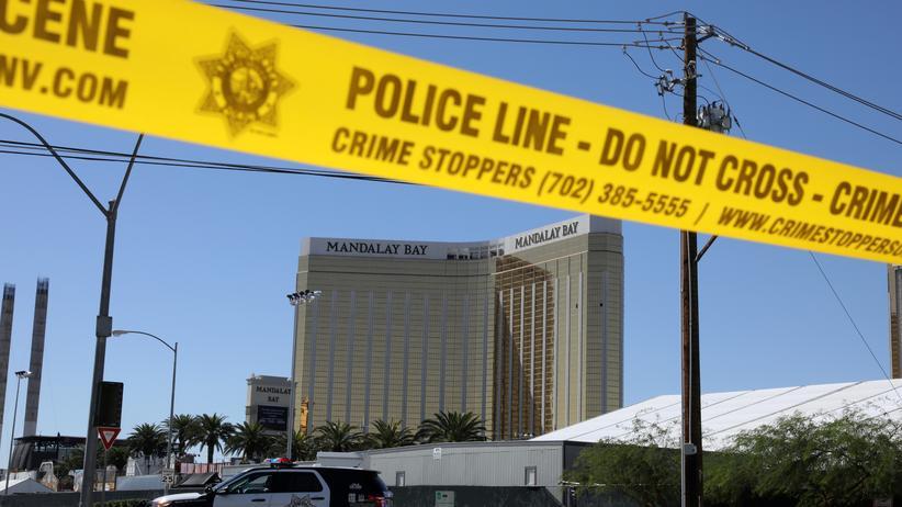 Las Vegas: Polizei findet Waffenarsenal des Schützen