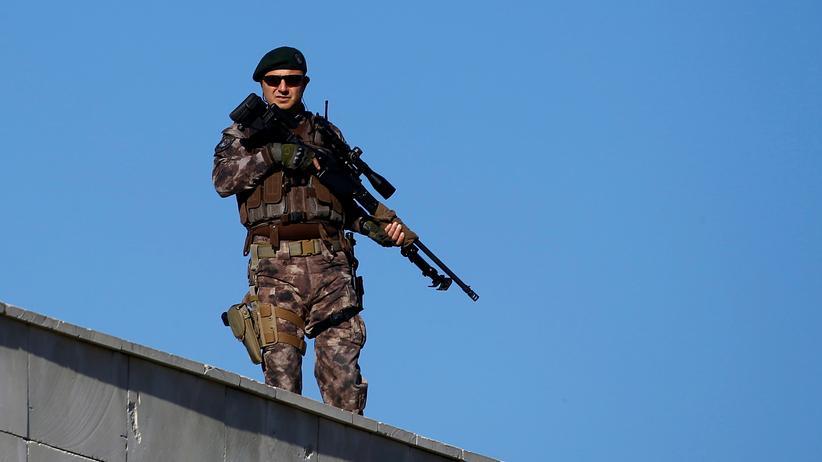 """""""Islamischer Staat"""": Türkei verhaftet 143 mutmaßliche IS-Terroristen"""