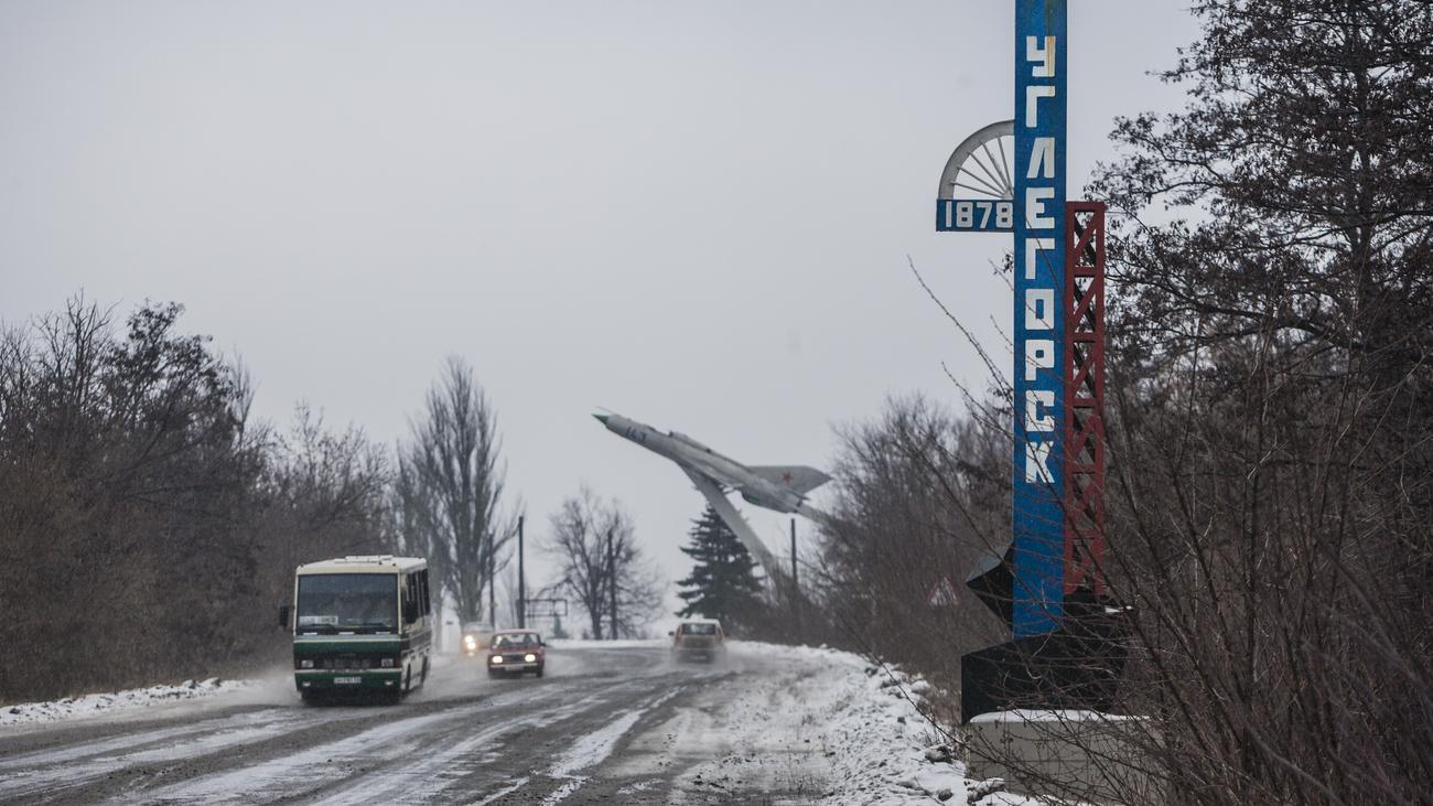 """Ukraine-Krise: Ukraine stuft Russland als """"Aggressor und Besatzer"""" ein"""