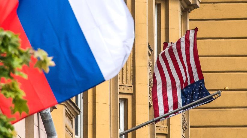 Russland-Sanktionen: USA verhängen Sanktionen gegen 39 russische Firmen