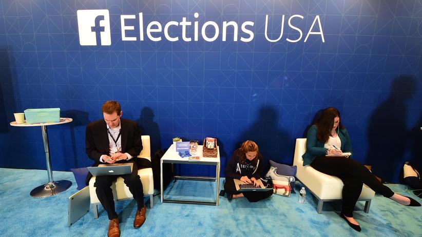 US-Wahlkampf: Millionen Nutzer sahen russische Propaganda