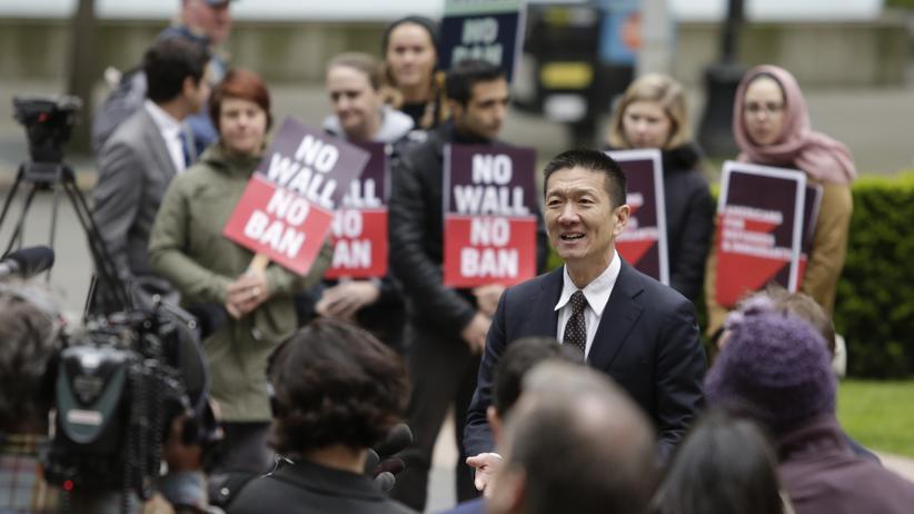 Einreiseverbot: US-Regierung will vor Berufungsgericht ziehen
