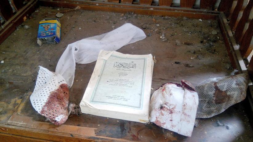 Ägypten: Bei dem Anschlag auf eine Moschee starben mehr als 300 Menschen.