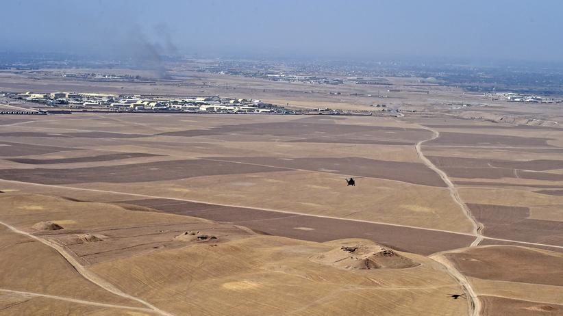 Afghanistan: US-Luftangriffe treffen offenbar Zivilisten in Kundus