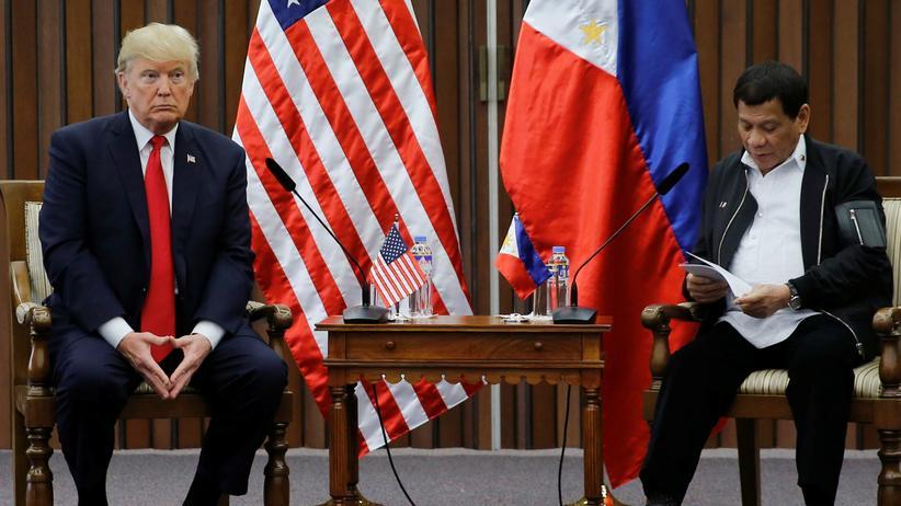 """Donald Trump in Asien: """"Trump hat seine Chance vergeben"""""""