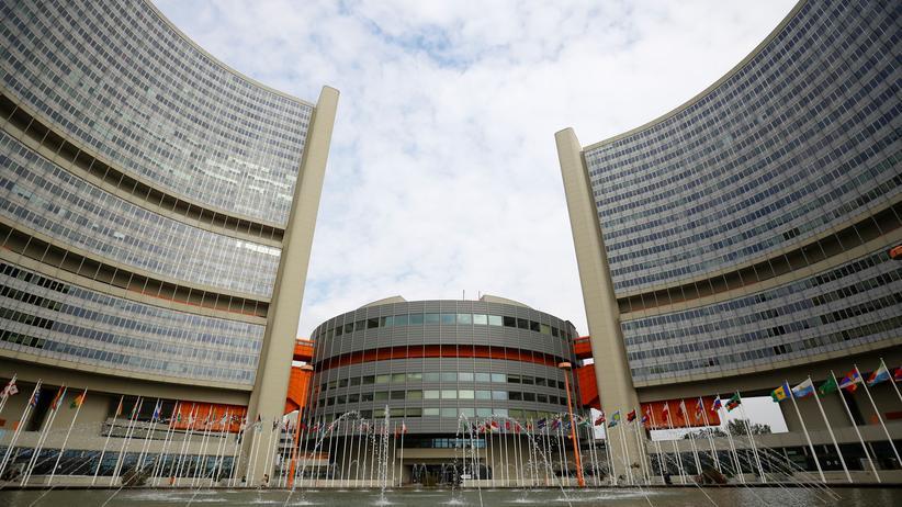 Internationale Atomenergiebehörde: Die Zentrale der Internationalen Atomenergiebehörde