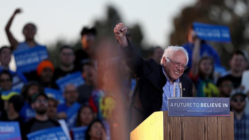 Bernie Sanders: Lieblingslinker