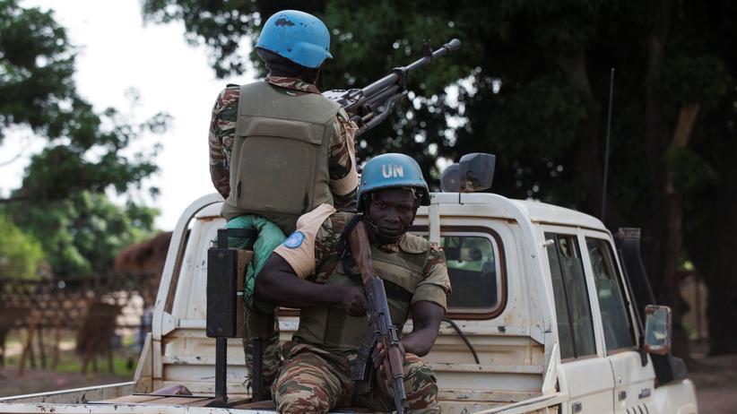 UN-Sicherheitsrat: UN schicken Blauhelme in die Zentralafrikanische Republik