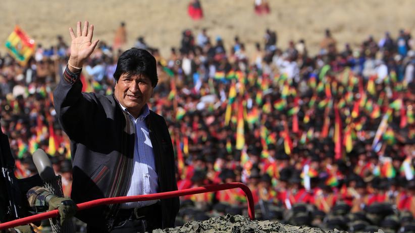Bolivien: Verfassungsgericht ermöglicht Morales erneute Kandidatur