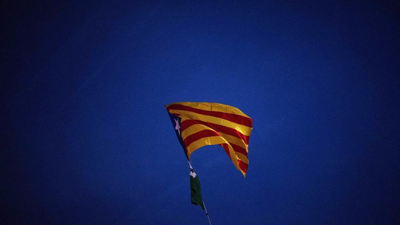 Katalanische Unabhängigkeitsflagge