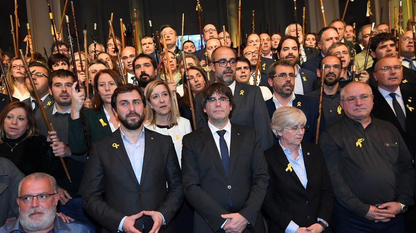 Carles Puigdemont: Er klingt wie ein Europafeind