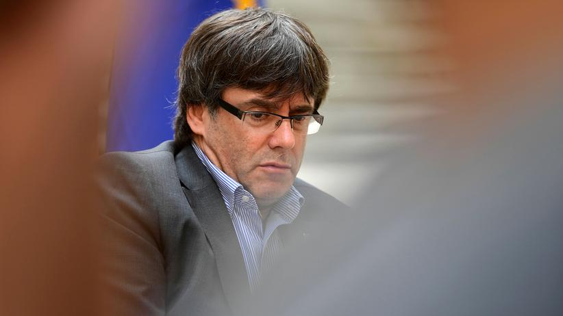 Carles Puigdemont: Kataloniens abgesetzter Regionalpräsident Carles Puigdemont