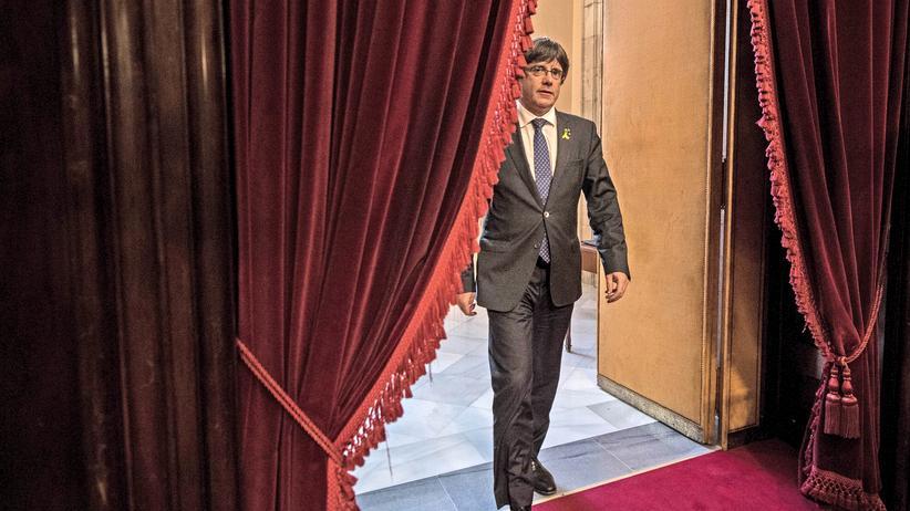 Carles Puigdemont: Sehnsucht nach einem Helden