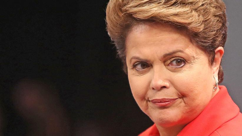 """Dilma Rousseff: """"Der Staatsstreich ist noch nicht vorbei"""""""