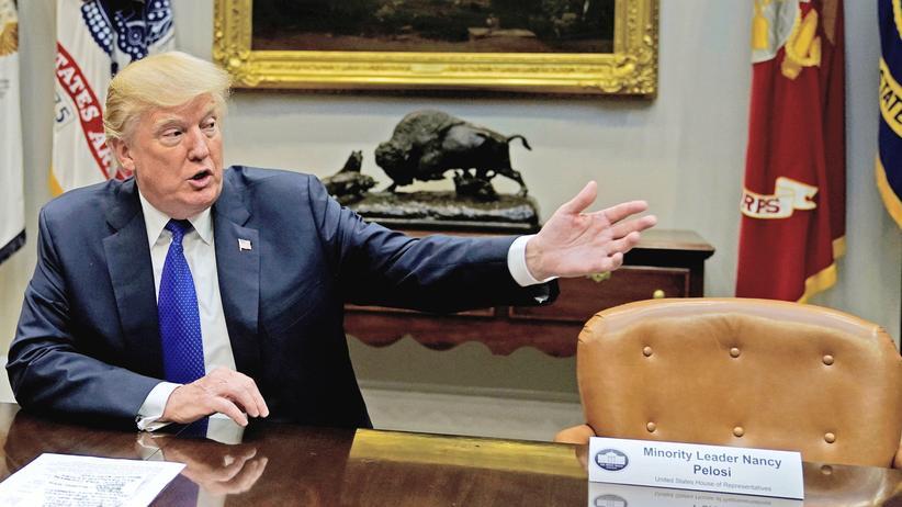 Atomstreit: Trump kündigt weitere Sanktionen gegen Nordkorea an