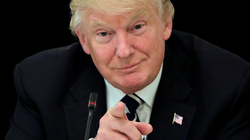 Donald Trump sprachlos: Twitter-Account aus Versehen gelöscht