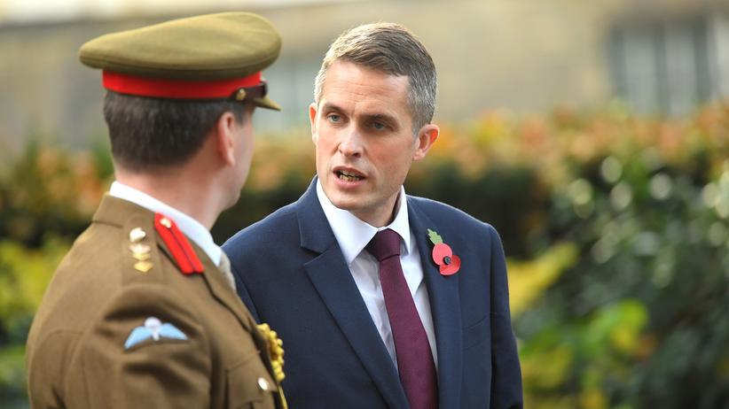 Großbritannien: Gavin Williamson ist neuer Verteidigungsminister