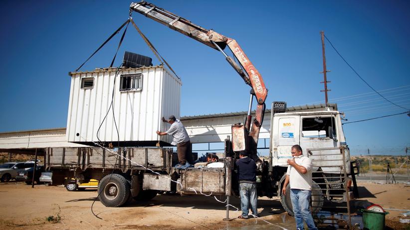 Gazastreifen: Hamas übergibt Grenzverwaltung an ...