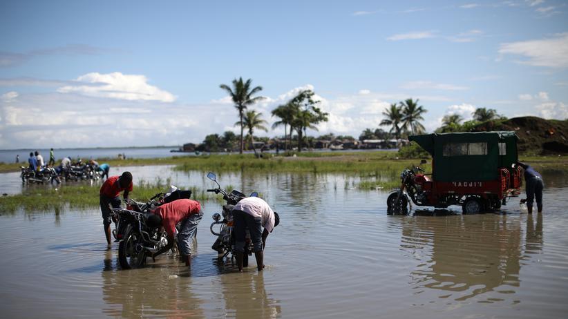 USA beenden Schutzstatus für rund 58.000 Haitianer
