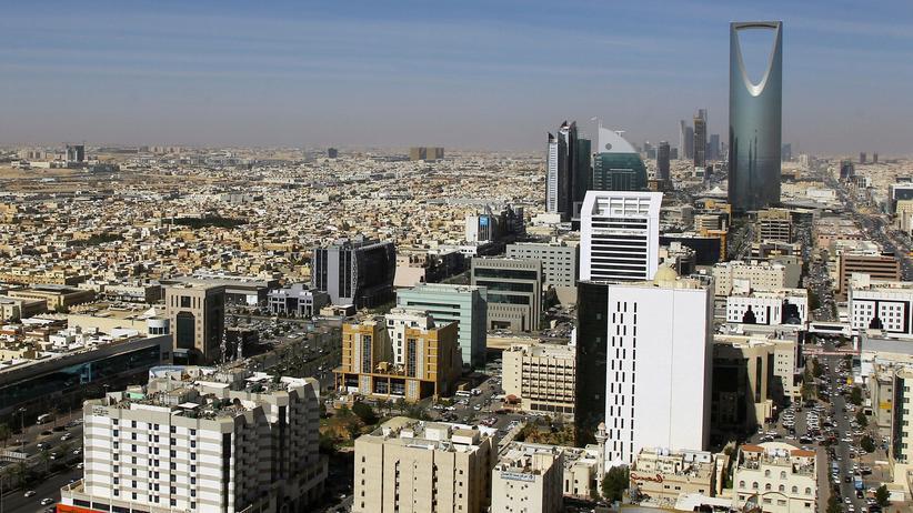 Saudi-Arabien fängt Rakete nordöstlich von Riad ab