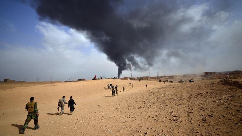 """""""Islamischer Staat"""": US-Armee greift IS-Miliz erstmals in Somalia an"""